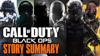Call of Duty: Black Ops Saga Story Summary (Updated!) - What You Need to Know!