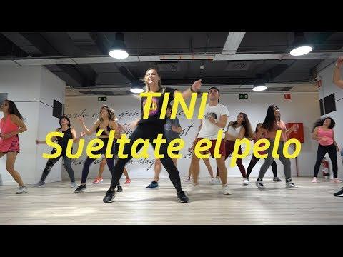 SUÉLTATE  EL PELO / TINI / ZUMBA
