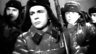 Песни из советских фильмов о Великой Отечественной войне ч  4