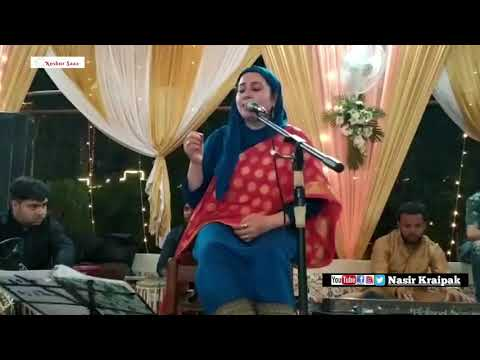 Dilbaro Yuier Valo | Roshewallo by ZAHIDA TARANUM | New composition | Srinagar