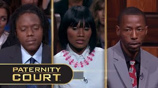 Man Says He's The Father, Woman Says It's The Man She Cheated With (Full Episode)   Paternity Court