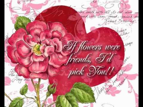 Valentine Ecard  Roses