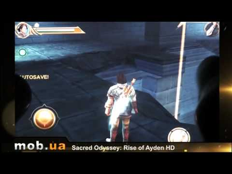 Sacred Odyssey: Rise of Ayden HD для Android - mob.ua