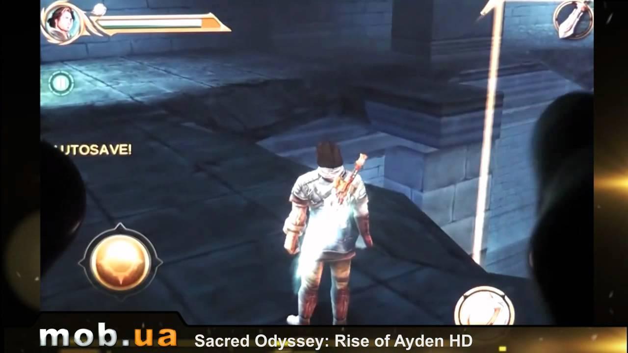 Sacred Odyssey: Rise of Ayden HD u0434u043bu044f Android - mob.ua