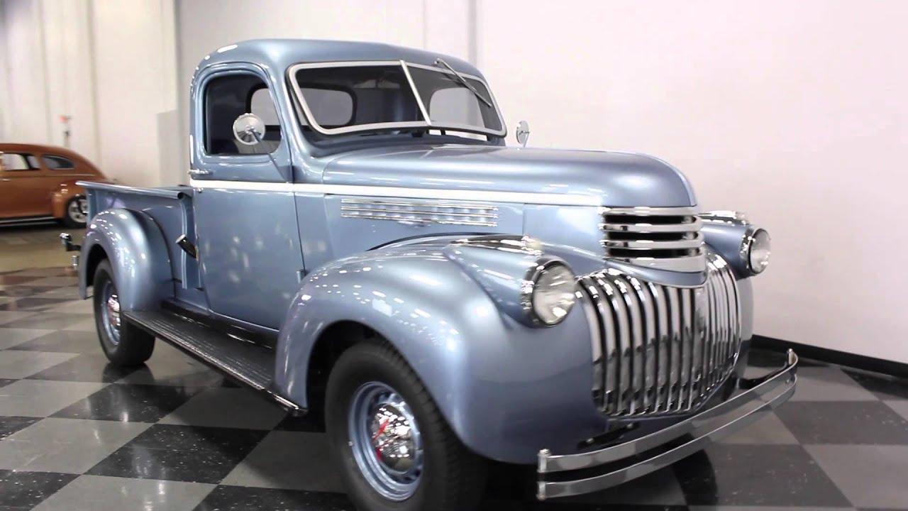 Half Ton Truck >> 1478 DFW 1945 Chevy Half Ton Pickup - YouTube