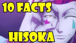 TOP 10 FACTS HISOKA