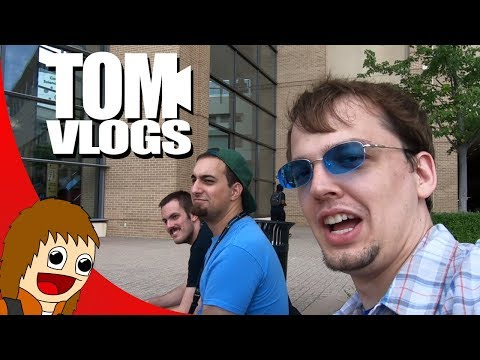 Tom Vlogs: Connecticut Adventures (July 8, 2018 - July 14, 2018)