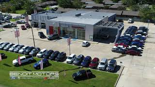 Benoit Motors: Expansion