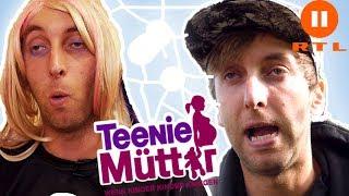 Teenie Mütter - Peggy & Joel wollen Kindergeld!