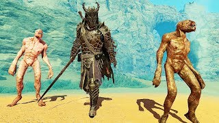 SHADOW OF WAR - UNIQUE THIRSTY OVERLORD DIFFICULTY NEMESIS IN DESERT