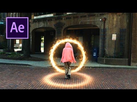 Doctor Strange Portal Effect – Adobe After Effects Tutorial