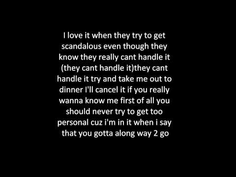 Cassie Long Way 2 Go Lyrics.wmv