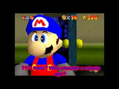 Super Mario 64 Bloopers: The Fortune and The Clone