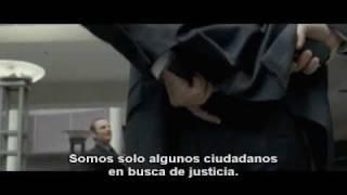 Fuera de la ley | Trailer subtitulado
