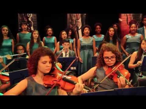 Samba do Avião - Orquestra e Coro Nova Sinfonia