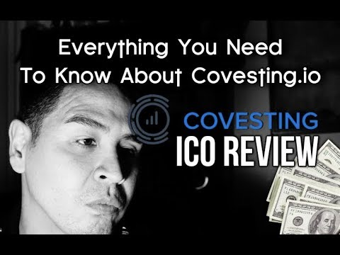 Covesting Ico Review - Covesting.io Io - Game Changer COPY Trading Platform!