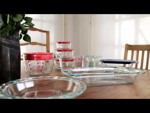 Pyrex - Product Use & Care