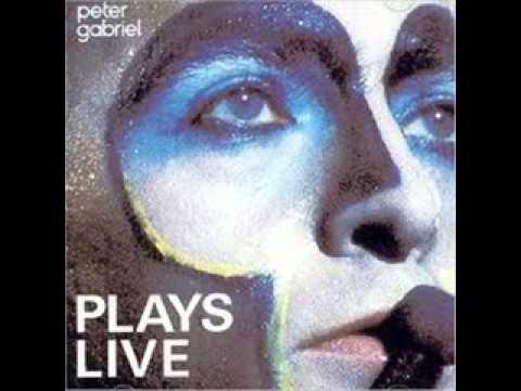 Peter Gabriel Plays Live 1983 - SAN JACINTO