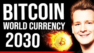 1 MILLION BTC MOVED IN 30 MINUTES?! 🔴 Deutsche Bank: BITCOIN REPLACING FIAT 2030