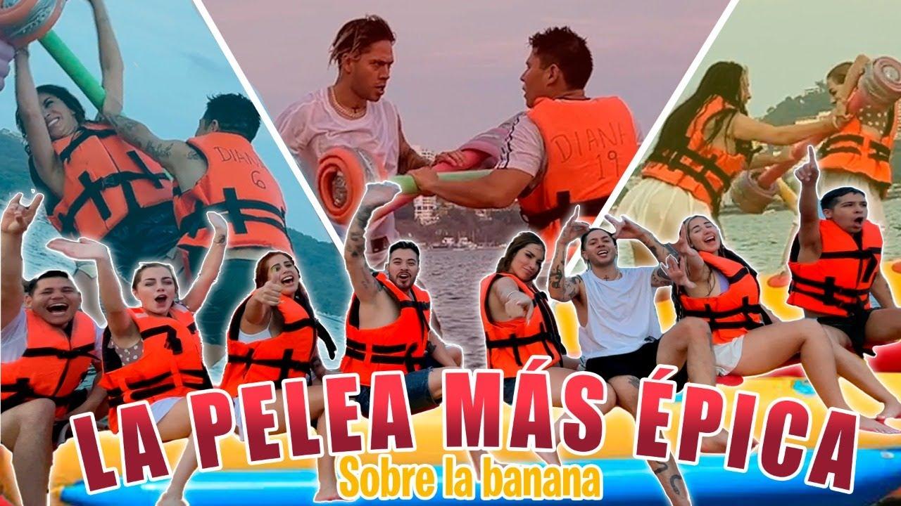 BATALLA EN LA BANANA 🍌 Fénix Team