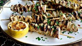Grilled Chicken Shawarma Kebabs recipes