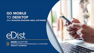 Nuance® Dragon® Legal Anywhere Mobile To Desktop With Auto-text Demonstration
