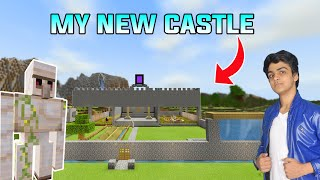 I MADE MY CASTLE | MINECRAFT TELUGU DOST GAMEPLAY #8