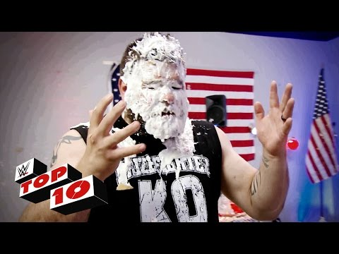 Top 10 Raw moments: WWE Top 10, July 4,...