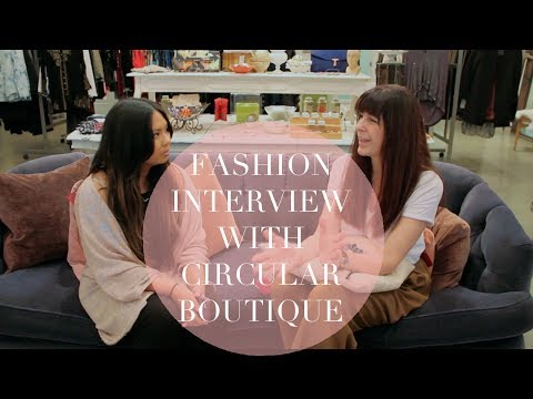 FASHION INTERVIEW | CIRCULAR BOUTIQUE ANCHORAGE, ALASKA