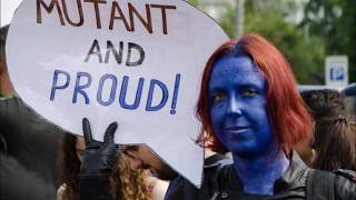 видео Украинцы не хотят равенства с геями и лесбиянками