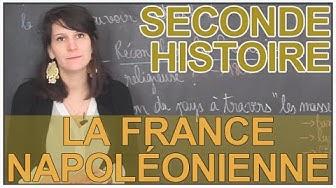 La France napoléonienne : le Consulat - Histoire-Géographie - Seconde - Les Bons Profs