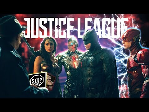 Justice League Movie Review: Post Credit Scene Talk ( STOP HATING on the DCEU )