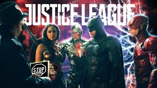 connectYoutube - Justice League Movie Review: Post Credit Scene Talk ( STOP HATING on the DCEU )