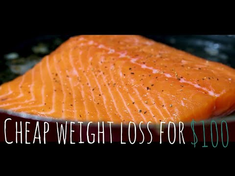 Lose Weight With $100 | Fast and Easy WeightLloss | Ketogenic Diet Results