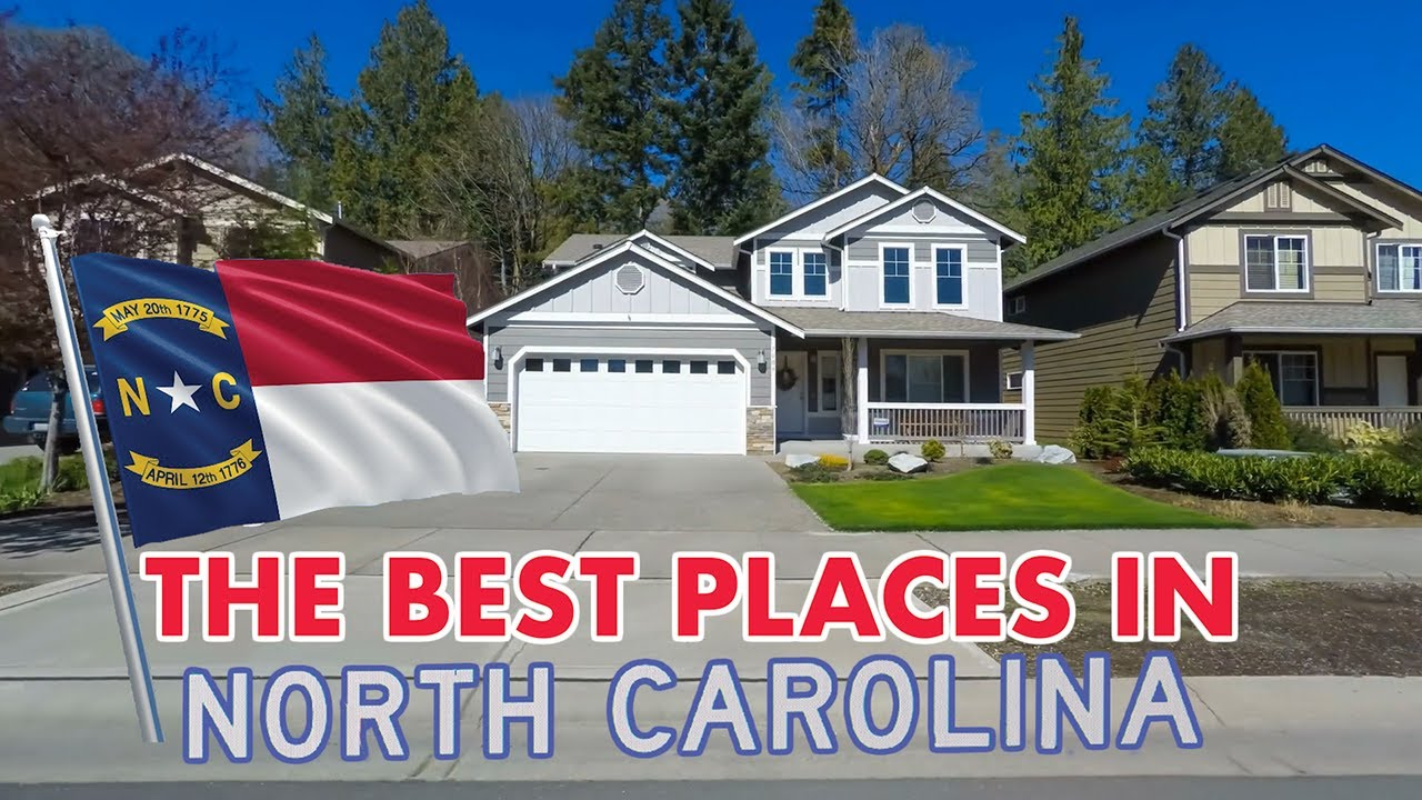 Download The 10 BEST Places in NORTH CAROLINA You Should Move To