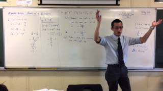 Determining a Quadratic from its Roots