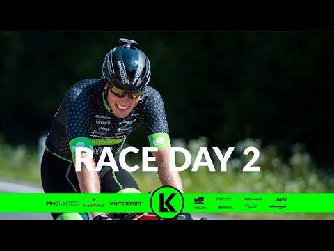 Lukas Kaufmann - Übers Burgenland in Richtung Kärnten | Race Around Austria Day 2