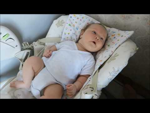 2 месяца Малышу. Обход Врачей.