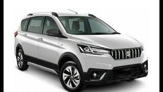Maruti Suzuki Ertiga 2019 Crossover Features