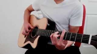 소유(SoYou) X 정기고 (JunggiGo) - 썸 / Some (Acoustic guitar cover)