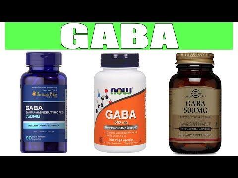 GABA Как Принимать и На Что следует обратить Внимание