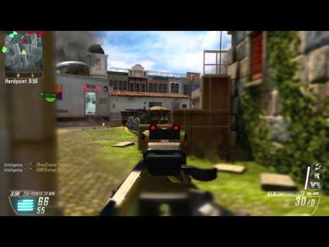 "BO2: 109-4 On ""STUDIO"" (Firing Range)⎜Most Kills On Studio⎜""Uprising DLC Gameplay"" (BO2 Map Pack)"