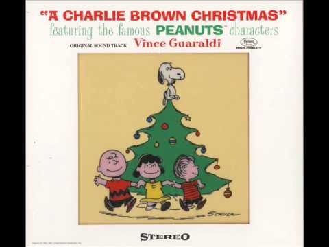 A Christmas With Charlie Brown (Vince Guaraldi Trio - Linus And Lucy)