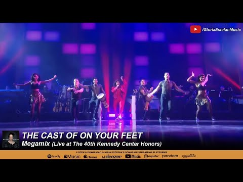 The Cast of On Your Feet  - Medley of Hits (The 40th Kennedy Center Honors)