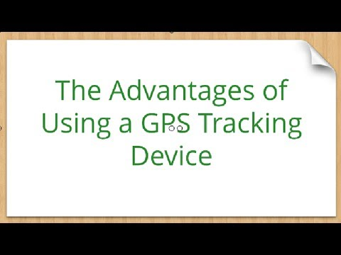 GTX corp-The Advantages Of Using A GPS TRacking Device-GPX corp