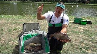 Championnat du Monde des Clubs de pêche au coup 2017 - Saint Quentin - 1ère Manche