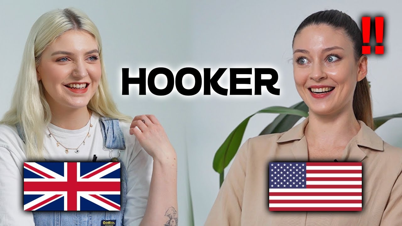 British Words That Are RUDE in America!