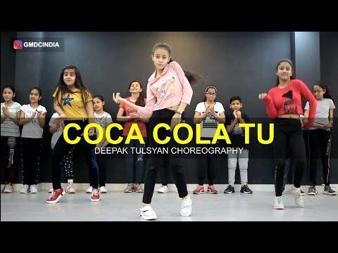 Coca Cola Tu- Dance Cover | Deepak Tulsyan Choreography | Tony Kakkar | G M Dance