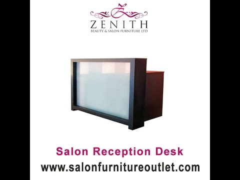 Salon Reception Desk On Sale In Toronto | Salon Furniture Outlet