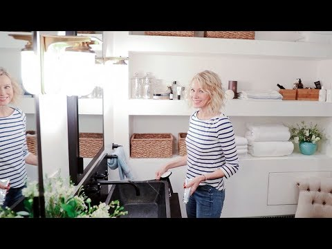 Inside Naomi Watts' Bathroom  Beauty Routine